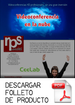 Folleto CeeLab-videoconferencia CLOUD